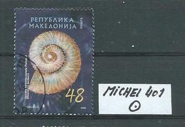 MAZEDONIEN MICHEL 401 Gestempelt Siehe Scan - Mazedonien