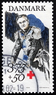 Denmark 1994  Prince Henrik's 60th Birthday; Danish Red Cross Miinr.1079   (o)    ( Lot  L 3000 ) - Dänemark