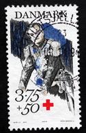 Denmark 1994  Prince Henrik's 60th Birthday; Danish Red Cross Miinr.1079   (o)    ( Lot  L 3004 ) - Dänemark