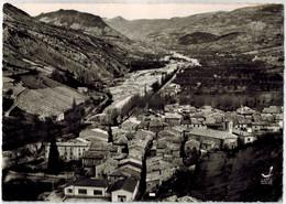 REMUZAT (26): Les Ecoles - Vue Générale Et Vallée De L'Oule - Autres Communes