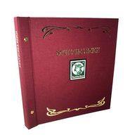 Schaubek A23683N Album Deutsches Reich 1933-1945 Standard Red Screw Post Binder - Alben & Binder