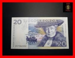 SWEDEN 20 Kronor 1992 P. 61 A XF - Suecia