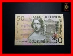 SWEDEN 50 Kronor 2002 P. 62 A  UNC - Suecia