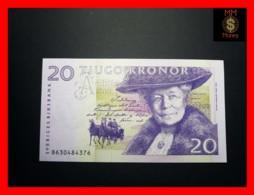 SWEDEN 20 Kronor 1998 P. 63 A  UNC - Suecia