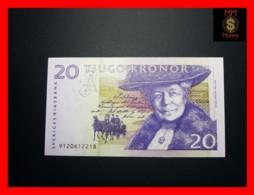 SWEDEN 20 Kronor 1999 P. 63 A  UNC - Suecia