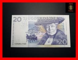 SWEDEN 20 Kronor 1995 P. 61 B  XF - Svezia