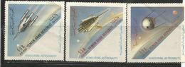 Yemen (YAR)  - 1963 Honouring Astronauts   MNH **  SG 240-2 - Yemen