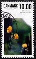 Denmark 2011 FLOWERS  Minr.1657 A    (O)  ( Lot  L 3120 ) - Gebraucht