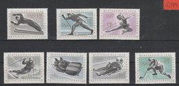 Österreich     Posten/Lot   Postfrisch**        MiNr. 1136-1142 - Autriche