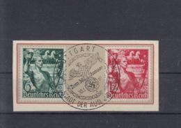Reich Michel Kat.Nr.  Gest 660/661 SSt - Allemagne