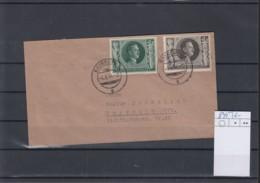 Reich Michel Kat.Nr.    845 MiF - Lettres & Documents