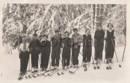 Romania - Predeal - Ski - Armenian Photographer Iacubian - Fotografia