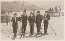 Romania - Predeal - Ski - Photo Pilescu - Fotografia