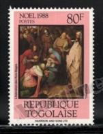 Togo 1988 Yvert 1236, Christmas. Art. Painting By Brueghel - MNH - Togo (1960-...)