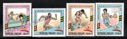 Togo 1989 Yvert 1281A-81D, Sports. Barcelona 92 Olympic Games - MNH - Togo (1960-...)