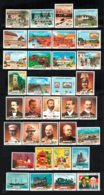 Togo 1984 Yvert 1104-37, Architecture. Landscapes, Famous People. German-Togolese Relations - MNH - Togo (1960-...)