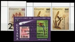 1987, Guyana, 1951-53 U.a, ** - Guyane (1966-...)