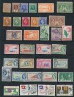 CAYMAN ISLANDS, 1900-1960s  Collection Fine, Cat £32 - Caimán (Islas)