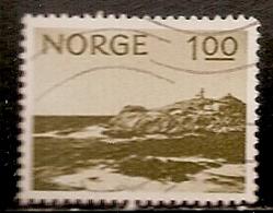 NORVEGE      N°   632   OBLITERE - Usados