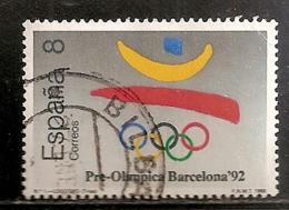 ESPAGNE     N°   2579   OBLITERE - 1981-90 Usados