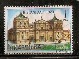 ESPAGNE     N°   1809  OBLITERE - 1971-80 Usados