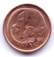 AUSTRALIA 1987: 1 Cent, KM 78 - Monnaie Décimale (1966-...)