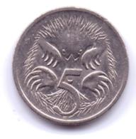 AUSTRALIA 2001: 5 Cents, KM 401 - Monnaie Décimale (1966-...)
