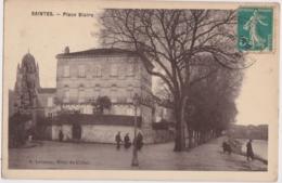 Bd - Cpa SAINTES - Place Blaire - Saintes