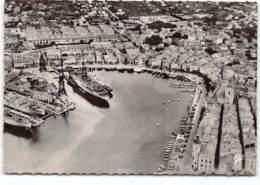 La Ciotat.  Le Port Et Vue Generale  Edit REAL PHOTO CAP  CLICHE DURANDAUD - La Ciotat