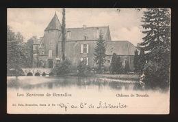 LES ENVIRONS DE BRUXELLES  - TERNAT  LE CHATEAU DE TERNATH - Ternat