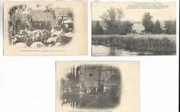 27 - Lot De 3 Cartes Postales De CORNEVILLE-les-CLOCHES. Voir Liste Ci-dessous - Francia
