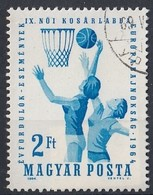 HUNGARY 2062,used,basketball - Ungheria