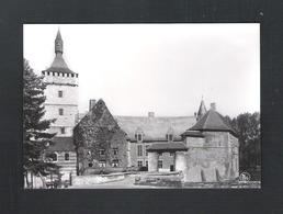 SINT-PIETERS-RODE - HISTORISCH KASTEEL HORST - INGANG MET POORTGEBOUW EN DONJON - NELS   (12.096) - Holsbeek