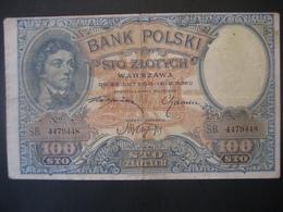 Polen- 100 Zloty 1919 S.B. 4479448 - Poland