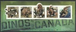 Canada 2015 Mi Bl 213 MNH ( ZS1 CNDbl213all-(47A) ) - Stamps