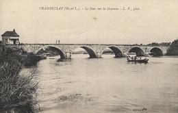 CHAMBELLAY - Le Pont Sur La Mayenne - Autres Communes