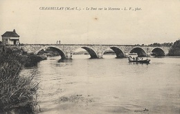 CHAMBELLAY - Le Pont Sur La Mayenne - France
