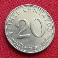 Bolivia 20 Centavos 1965 KM# 189 Bolivie - Bolivia