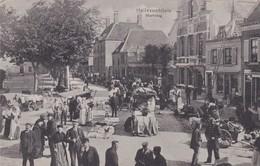 Hellevoetsluis, Marktdag, Gelopen 1911, Naar Den Haag Bosch Copernicusstraat - Autres