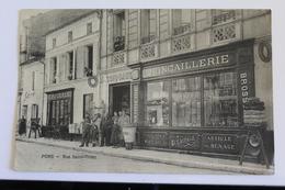 Pons - Rue Saint Vivien - Pons