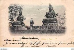 Chine - N°61481 - Budhas In Nara - TSINTAU Oblitération - China
