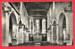 91 Montgeron Interieur De L Eglise Env De Orly Creteil Paris - Montgeron