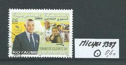 MAROKKO MICHEL 1397 Gestempelt Siehe Scan - Marokko (1956-...)