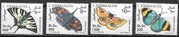 Somalia 1993 Butterflies   MNH - Somalia (1960-...)