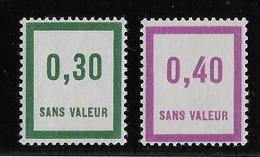 France Fictif N°31/32 - Neuf * Avec Charnière - TB - Finti