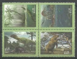 Brazil 2014 Mi 4178-4181 MNH ( ZS3 BRZvie4178-4181all-(47A) ) - Stamps