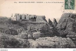 56. N° 103651 .belle Isle En Mer .le Fort De Sarah Bernhardt . - Belle Ile En Mer