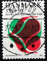 Denmark 1993 YMCA Social Work / YMCA Travail Social Minr.1063  (O)    ( Lot  L 3170 ) - Dänemark