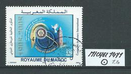 MAROKKO MICHEL 1471 Gestempelt Siehe Scan - Marokko (1956-...)