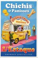 Recette - Chichis & Panisses. L'Estaque. Grandes Spécialités - 110163 - Créations De Lap - TBE - Ricette Di Cucina